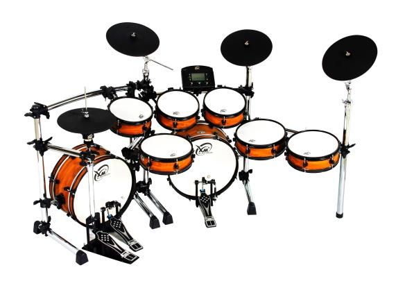 XM World Master Series CMAX-9SR Drum kit