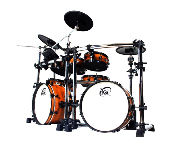 XM Edrum Master Series CMAX-9SR drum kit.