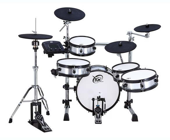 Silver XM World J-8SR Groove Series eDrum Kit