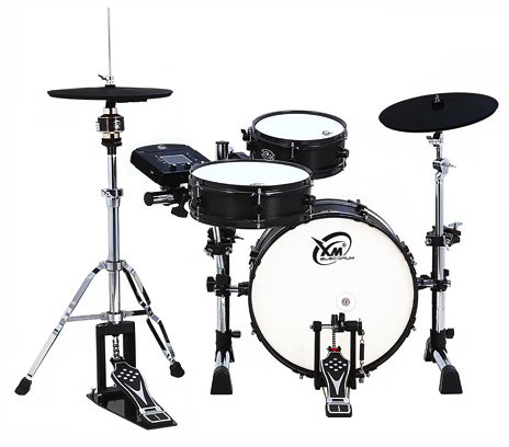 XM Busker Series B18-9SR eDrum kit Review