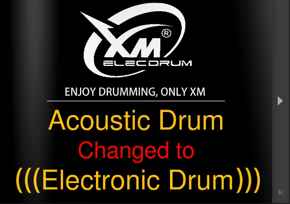 demo video of AH-9S evolution mesh drum head skin